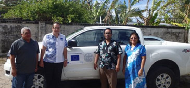 EU Supports disaster relief in Marshall Islands