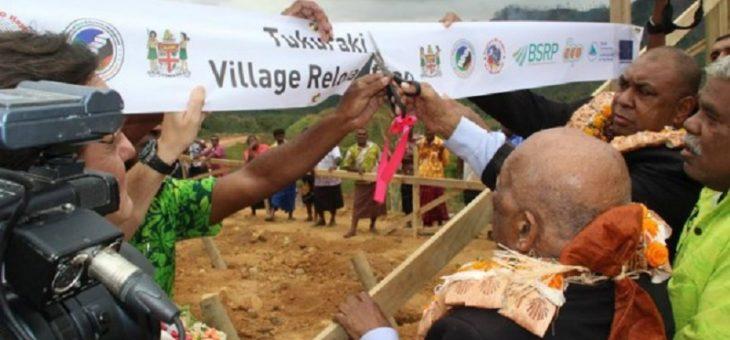 Tukuraki village relocation