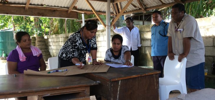 Protecting Kiribati from bio-security outbreaks