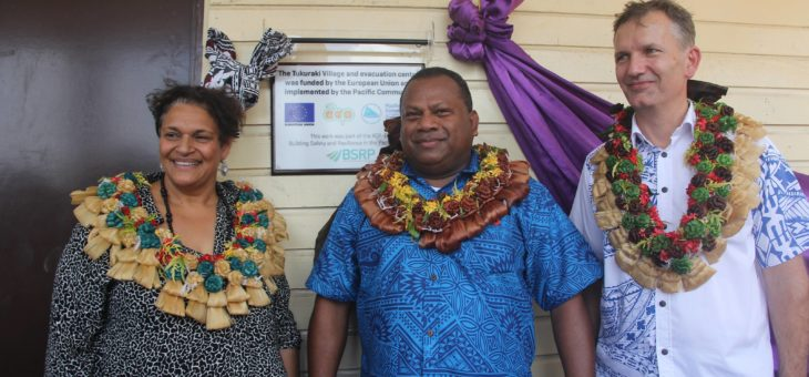 Refusing to disappear: the relocation of a village in Fiji due to climate change and disaster