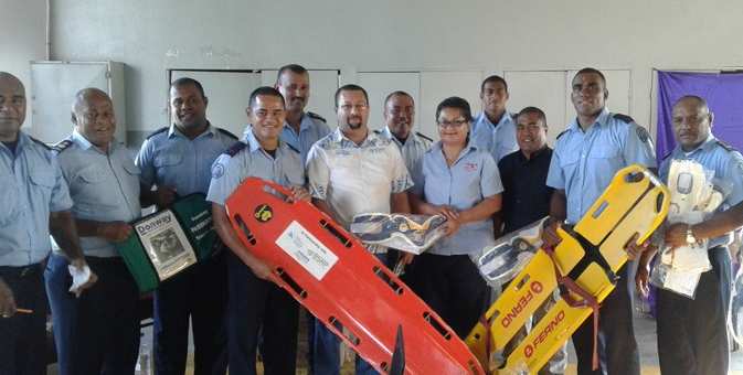 Pacific Islands Emergency Services strengthened through partnership