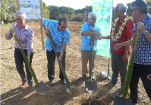 First of its kind for Pacific Island emergency response