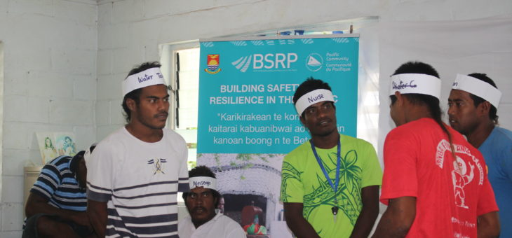 Kiribati – Island Disaster Committee