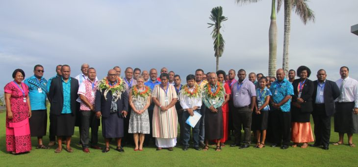 Fiji Government reviews National Disaster Management Act & Plan