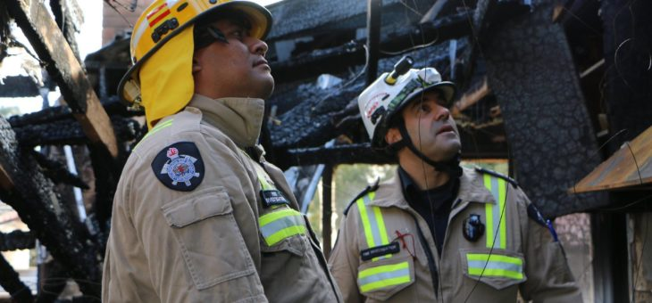 Samoa's first certified Fire Investigator strengthens local fire service